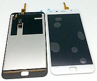 Оригинальный дисплей (модуль) + тачскрин (сенсор) для UMi Touch (белый цвет, FPC-KLD5529A-V0)