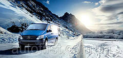 Запчасти к микроавтобусам Mercedes-Benz Sprinter