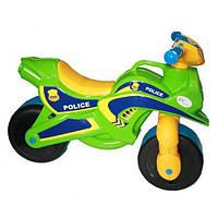 "Беговел 0138/520 ""Police"" (Y)"