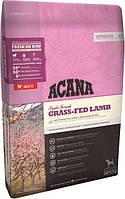 Acana Grass Fed Lamb 11,4кг - гипоаллергенный корм для собак с ягненком и яблоком