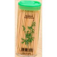 Зубочистки бамбуковые  (24шт/уп)