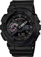 Мужские часы Casio G-Shock GA-110MB-1AER Касио противоударные японские кварцевые