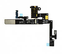 Шлейф для Lenovo S960 Vibe X с кнопкой включения и разъемом гарнитуры