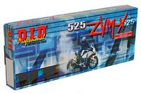 Цепь DID оригинал 525 ZVM-X 112L X-RING усиленная сальниковая мотоцикл