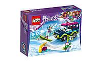 LEGO Friends Горнолыжный курорт: внедорожник 41321