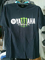 Футболка YAMAHA Monster Energy №3 100% хлопок черная