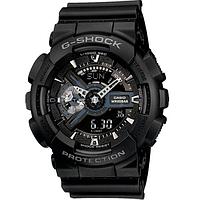 Мужские часы Casio G-Shock GA-110-1BER Касио противоударные японские кварцевые