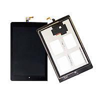 Дисплей (экран) для Lenovo B6000 Yoga Tablet 8.0 + с сенсором (тачскрином) черный