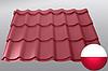 Металочерепиця — TOPAZ (Poland, 0.5mm)