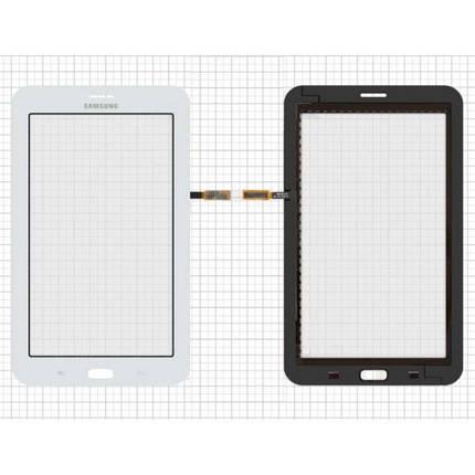 Сенсор (тачскрин) для Samsung T111 Galaxy Tab 3 Lite 7.0 3G белый, фото 2