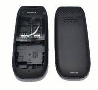 Корпус Nokia C1-00 черный