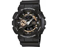 Мужские часы Casio G-Shock GA-110RG-1AER Касио противоударные японские кварцевые