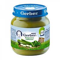 Овощное пюре Брокколи с 6 месяцев 80 г Gerber  1227130
