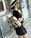 Рюкзак - портфель женский винтажный., фото 4