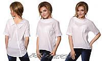 Летняя блуза ( р. 42-46 )