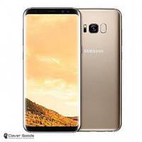 Смартфон Samsung Galaxy S8+ 64GB (Gold) (SM-G955FZDD)