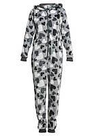 Пижама флисовая Calando XL
