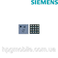 Микросхема усилитель микрофона R1A TC 16 pin для Siemens C62, оригинал