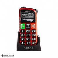 Телефон Sigma mobile Comfort 50 Light (Red)