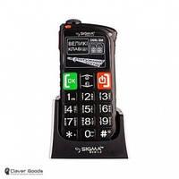 Телефон Sigma mobile Comfort 50 Light (Black)