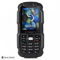 Телефон Sigma X-treme DZ67 Travel (Black)