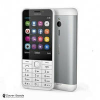 Телефон Nokia 230 Dual Dark (White)