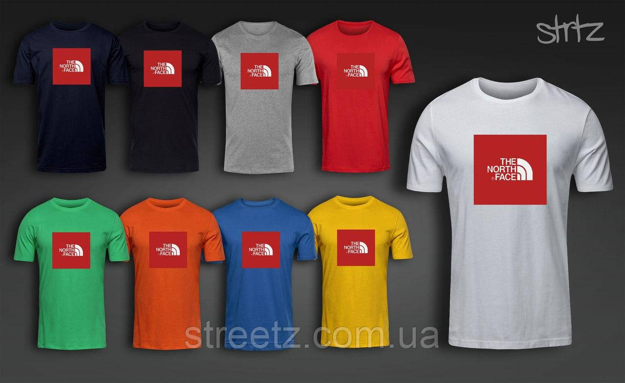 Мужская футболка The North Face T-Shirt