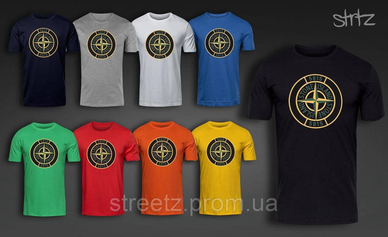 Чоловіча футболка Stone Island T-Shirt