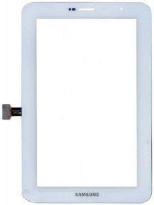 Сенсор (тачскрин) для Samsung P3100 Galaxy Tab 2, (версия Wi-fi) белый