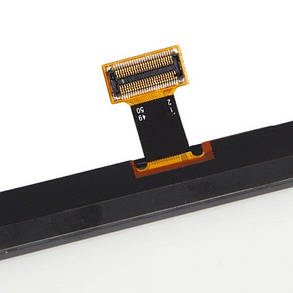 Сенсор (тачскрин) для Samsung P3100 Galaxy Tab 2, (версия Wi-fi) черный Оригинал, фото 2