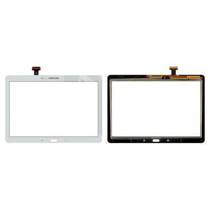 "Сенсор (тачскрин)для планшета Samsung P600 Galaxy Note 10.1""/P601/P605 белый Оригинал, фото 2"