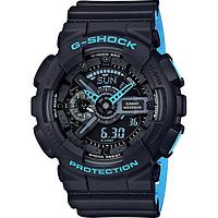 Мужские часы Casio G-Shock GA-110LN-1AER Касио противоударные японские кварцевые