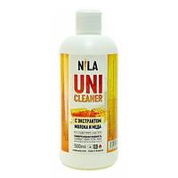 Молоко и мёд Nila Uni-Cleaner жидкость для снятия искусственных покрытий 500 мл