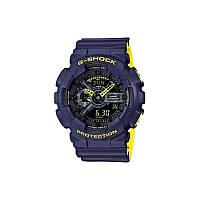 Мужские часы Casio G-Shock GA-110LN-2AER Касио противоударные японские кварцевые