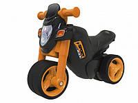Детский мотоцикл-каталка Спортивный стиль