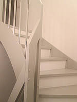 Контрастная лестница