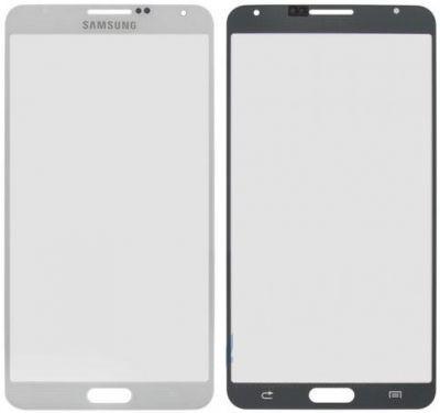 Стекло для Samsung N900 Note 3, N9000 Note 3, N9005 Note 3, N9006 Note 3 White