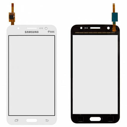 Сенсор (тачскрин) для Samsung J5008 Galaxy J5 LTE белый, фото 2