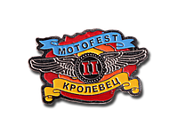 """Значок """"MotoFest"""""""
