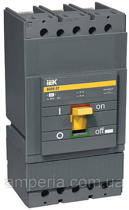 IEK Автоматический выключатель ВА88-32 3P 12,5А 25кА (SVA10-3-0012), фото 2