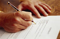 Оформление нотариального заявления собственника о согласии на прописку