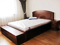 Спальня из массива дерева -полный гарнитур