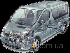 Детали к двигателям микроавтобусов