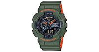 Мужские часы Casio G-Shock GA-110LN-3AER Касио противоударные японские кварцевые