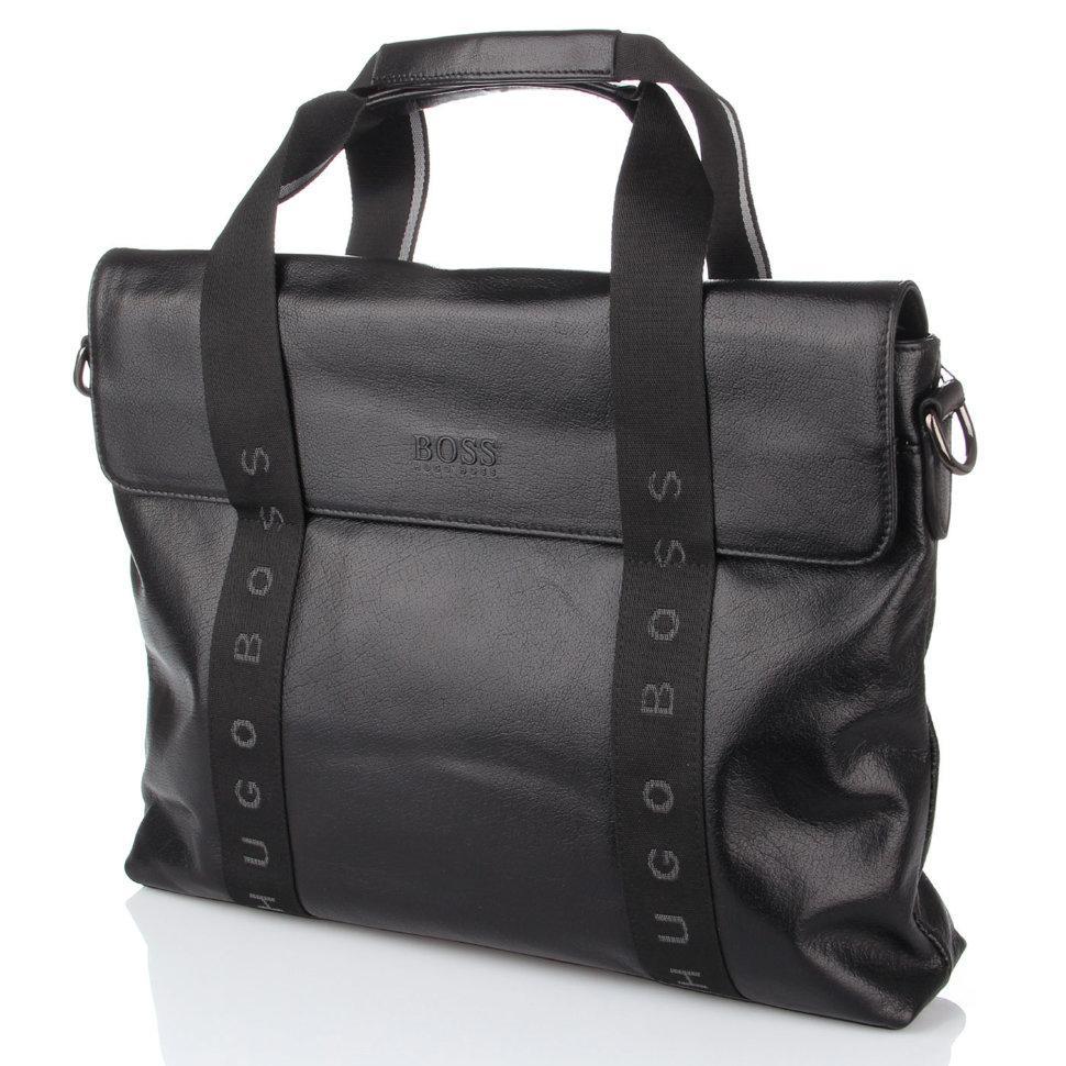 Стильная сумка для документов Hogo Boss 78787