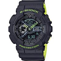 Мужские часы Casio G-Shock GA-110LN-8AER Касио противоударные японские кварцевые