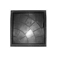 Формы для тротуарной плитки квадрат «Сеть» заказ от 50 штук, фото 1