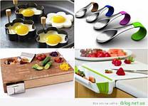 Дрібниці для кухні (форми, преси, набори для приготування)