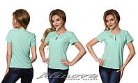 Блуза летняя ( р. 44-50 )