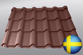 Металочерепиця - Tigla (Sweden, 0.5mm)